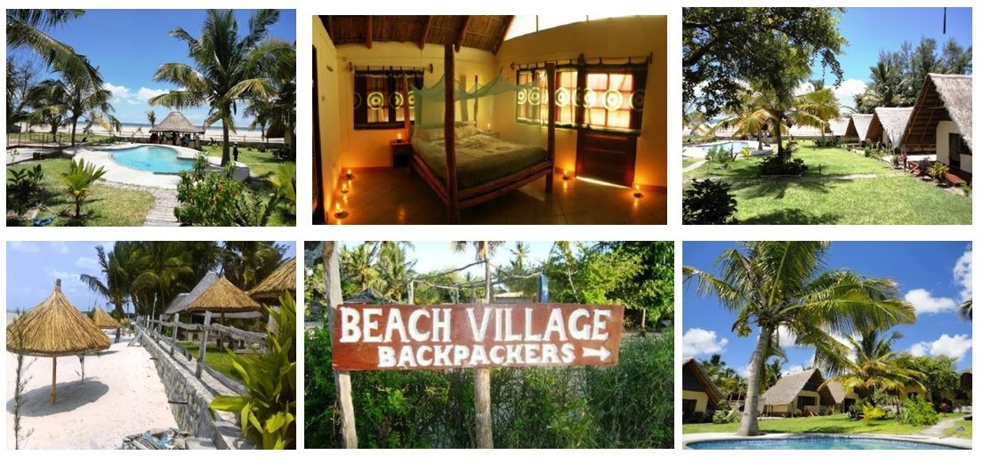 beachfront resort for sale in Mozambique, Vilanculos